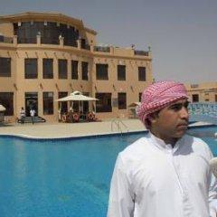 Отель Al Bada Resort ОАЭ, Эль-Айн - отзывы, цены и фото номеров - забронировать отель Al Bada Resort онлайн бассейн фото 3