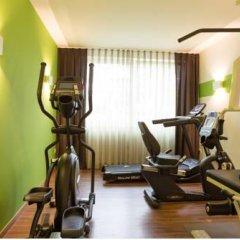 Отель Appartementhaus Residence Hirzer Тироло фитнесс-зал