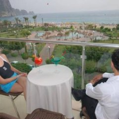 Sultan Sipahi Resort Hotel балкон