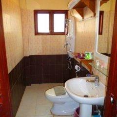 Lao Home Hotel ванная