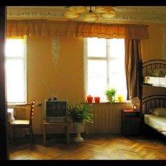 Theatrical Hostel удобства в номере фото 2