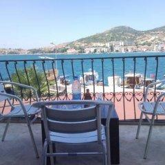 Mimoza Hotel Турция, Фоча - отзывы, цены и фото номеров - забронировать отель Mimoza Hotel онлайн балкон
