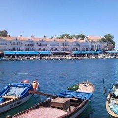 Mimoza Hotel Турция, Фоча - отзывы, цены и фото номеров - забронировать отель Mimoza Hotel онлайн приотельная территория