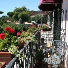 Отель Squarciarelli Италия, Гроттаферрата - отзывы, цены и фото номеров - забронировать отель Squarciarelli онлайн балкон