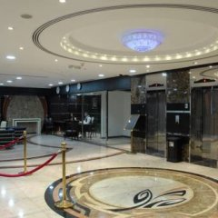 Отель Al Hayat Hotel Suites ОАЭ, Шарджа - отзывы, цены и фото номеров - забронировать отель Al Hayat Hotel Suites онлайн интерьер отеля фото 3