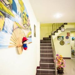 Отель Baan Prasert Guesthouse балкон