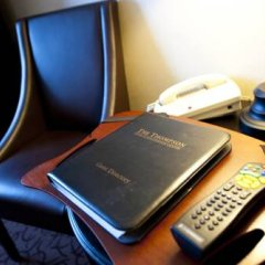 Отель Thompson Hotel & Conference Center Канада, Камлупс - отзывы, цены и фото номеров - забронировать отель Thompson Hotel & Conference Center онлайн фитнесс-зал фото 3