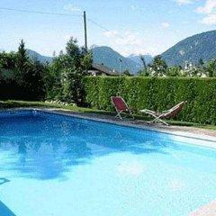 Отель Villa Irene Меран бассейн