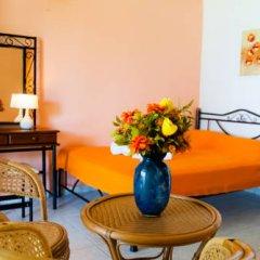 Отель Edra Studios удобства в номере
