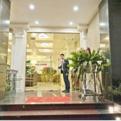 Sapa Paradise Hotel фитнесс-зал