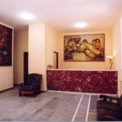 Muza Hotel интерьер отеля