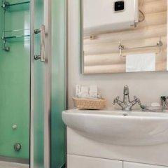 Эко-отель Озеро Дивное ванная фото 2