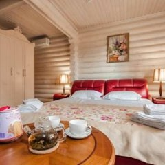 Эко-отель Озеро Дивное в номере фото 2