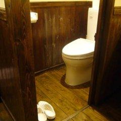 Отель Happy Neko Япония, Беппу - отзывы, цены и фото номеров - забронировать отель Happy Neko онлайн ванная фото 2