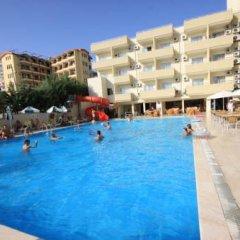 Side Town Hotel by Z Hotels Турция, Сиде - 1 отзыв об отеле, цены и фото номеров - забронировать отель Side Town Hotel by Z Hotels - All Inclusive онлайн пляж фото 2
