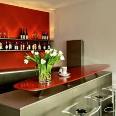 Отель City-herberge Dresden гостиничный бар