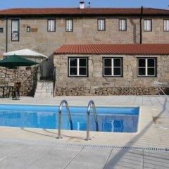 Отель Casa Da Portaria бассейн