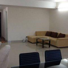 Апартаменты Seaview apartment Uplaza Нячанг комната для гостей фото 2
