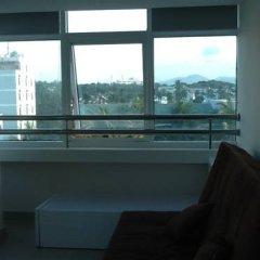 Апартаменты Seaview apartment Uplaza Нячанг балкон