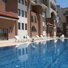 Отель Sunrise Club Apart Hotel Болгария, Равда - отзывы, цены и фото номеров - забронировать отель Sunrise Club Apart Hotel онлайн бассейн фото 2