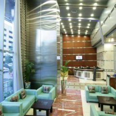 AlSalam Hotel Suites and Apartments интерьер отеля фото 3