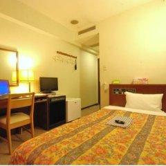 Отель Marine Hotel Shinkan Япония, Порт Хаката - отзывы, цены и фото номеров - забронировать отель Marine Hotel Shinkan онлайн комната для гостей фото 2