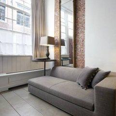 Апартаменты Yellow & Red Tulip Apartment комната для гостей фото 5