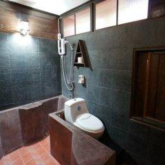 Отель Khum Bang Kaew Resort ванная фото 2