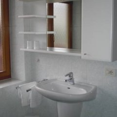 Отель Residence Etschgrund Натурно ванная