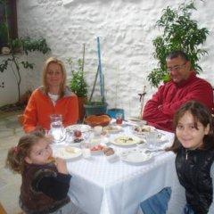 Отель Misanli Pansiyon Пелиткой питание