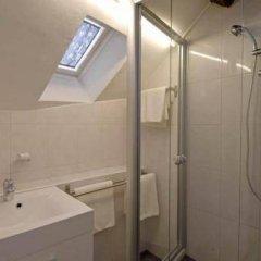 Отель stattHotel ванная фото 2