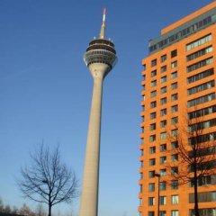 Отель am Hafen Германия, Дюссельдорф - отзывы, цены и фото номеров - забронировать отель am Hafen онлайн балкон