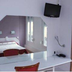 Отель Hôtel Restaurant Au Bœuf Couronné удобства в номере