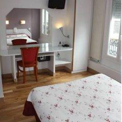 Отель Hôtel Restaurant Au Bœuf Couronné в номере