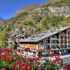 Отель Swiss Alpine Hotel Allalin Швейцария, Церматт - отзывы, цены и фото номеров - забронировать отель Swiss Alpine Hotel Allalin онлайн