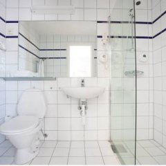 Апартаменты Kristiansand Apartments Кристиансанд ванная фото 2