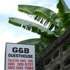 Отель G&B Guesthouse городской автобус