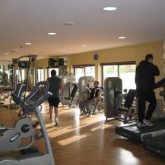 Al Fanar Palace Hotel and Suites фитнесс-зал фото 3