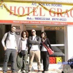 Hotel Grace Agra городской автобус