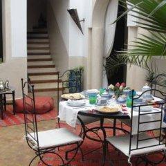 Отель Riad Tajpa Марокко, Марракеш - отзывы, цены и фото номеров - забронировать отель Riad Tajpa онлайн питание