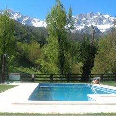 Hotel Rural Posada San Pelayo бассейн фото 2