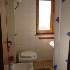Отель Parco Degli Emiri Скалея ванная