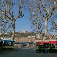 Отель Perrache Sainte Blandine Франция, Лион - отзывы, цены и фото номеров - забронировать отель Perrache Sainte Blandine онлайн городской автобус