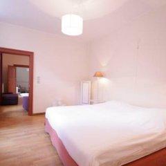 Апартаменты Trone Apartment Брюссель комната для гостей фото 3
