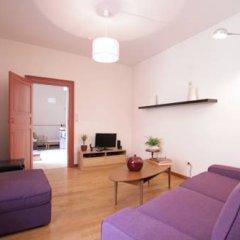 Апартаменты Trone Apartment Брюссель комната для гостей фото 4