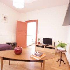 Апартаменты Trone Apartment Брюссель комната для гостей фото 5