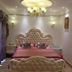 Апартаменты Duoleju Family Seaview Apartment в номере