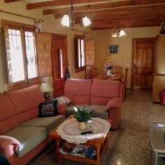 Отель Casa Rural Genoveva II комната для гостей фото 2