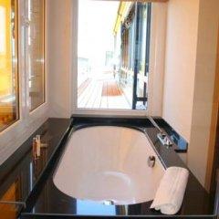 Отель LiViN Residence by Fleming´s Frankfurt - Seilerstraße Германия, Франкфурт-на-Майне - 1 отзыв об отеле, цены и фото номеров - забронировать отель LiViN Residence by Fleming´s Frankfurt - Seilerstraße онлайн ванная фото 2