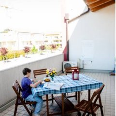 Отель Residenza Tiziano Италия, Мирано - отзывы, цены и фото номеров - забронировать отель Residenza Tiziano онлайн питание